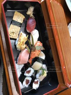 食事,屋内,昼食,お寿司,料理