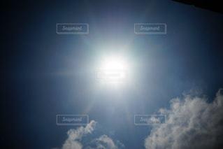 暗い曇り空の雲の写真・画像素材[1595263]