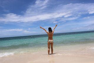 「空」,「海」,「グレートバリアリーフ」,「Great Barrier Reef」,「オーストラリア」,「Australia」,「青」,「水着」,「女性」,「人」,「卒業旅行」,「海外」,「旅行」