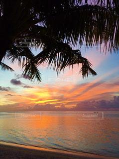 風景,空,ビーチ,景色