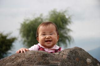 にこにこ笑顔の写真・画像素材[1610522]