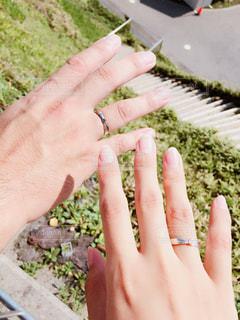 恋人,カップル,手,指輪,未来,ふたり,明るい,彼氏,ペアリング,彼女