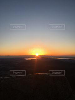 自然,朝日,晴れ,山,トレッキング,朝,山頂,日の出,茨城,初日の出,筑波山,つくば