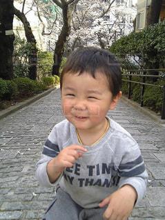 我が子の写真・画像素材[1588644]