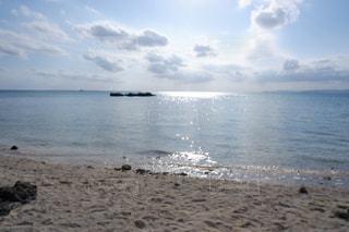 自然,海,ビーチ,青空,砂浜,海岸,沖縄,光,石垣島,ポジティブ,輝き
