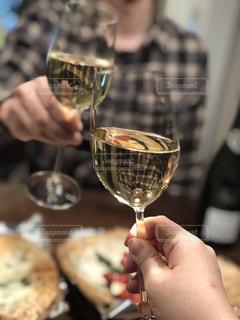 グラス,記念日,乾杯,ドリンク,シャンパン,夫婦の時間