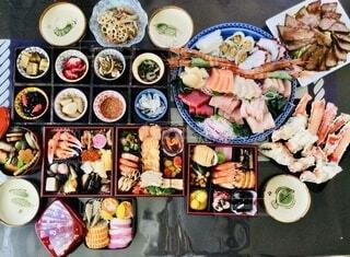 お正月料理の写真・画像素材[4030267]