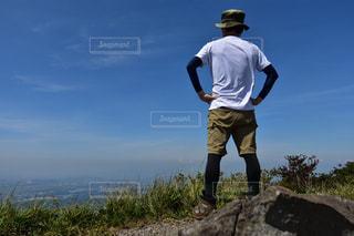 風景,空,山,登山,未来