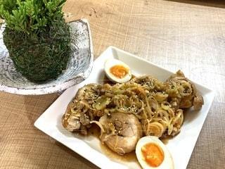 食事,料理,鶏肉,チャーシュー,煮卵,台湾料理