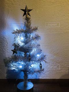 白,星,クリスマス,ツリー,100均,クリスマスツリー,ホワイト,ダイソー,DAISO