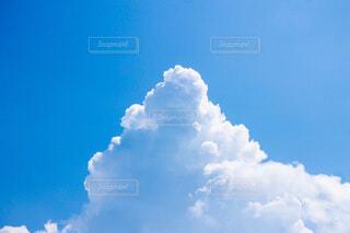 空の雲の群の写真・画像素材[4110480]