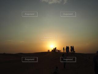 砂漠の写真・画像素材[1575897]