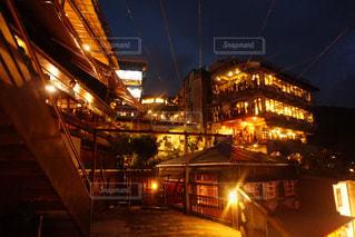夜の街の写真・画像素材[1698077]