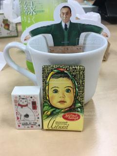 カップ,お風呂,紅茶,マトリョシカ,ロシア