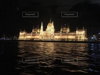 ハンガリー国会議事堂の写真・画像素材[1704865]