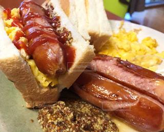 朝食,ランチ,ソーセージ,ジョンソンヴィル