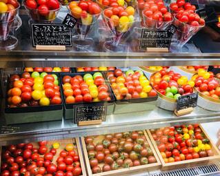 色々なトマトの写真・画像素材[1580959]