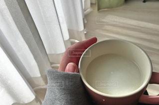 甘酒リラックスの写真・画像素材[1644300]