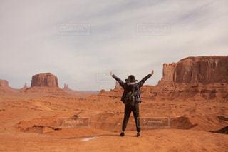 旅行,旅,未来,モニュメントバレー,目標,可能性