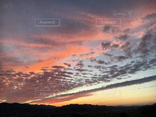 夕焼け空の写真・画像素材[1861996]