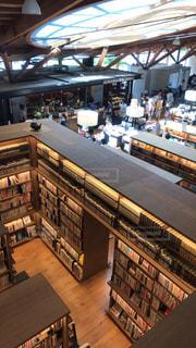 図書館の写真・画像素材[1591803]