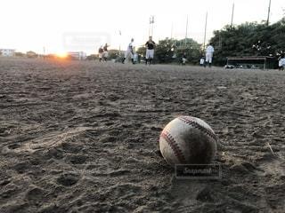 屋外,夕暮れ,野球,青春,甲子園,努力,明日に向かって,仲間たち