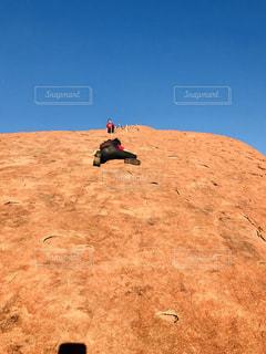 登れ!の写真・画像素材[1591369]