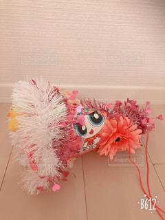 ピンク,白,可愛い,メガホン,パワパフガール