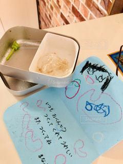 お弁当,女の子,お絵描き,幼稚園,お弁当箱,お手紙