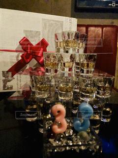 飲み物,屋内,ガラス,タワー,キャンドル,イベント,グラス,たくさん,お祝い,乾杯,ドリンク,パーティー
