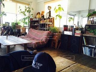 カフェの写真・画像素材[80460]