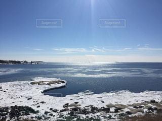 自然,海,空,絶景,雪,雲,海岸,未来,太陽光,夢,フィンランド,ポジティブ,日中,目標,可能性,インスタ映え