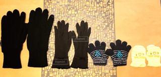 家族の手袋の写真・画像素材[1797201]