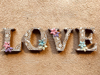 love♡の写真・画像素材[1991132]
