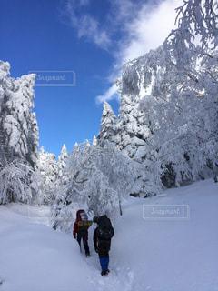 冬,青空,雪山,登山,クリスマス,冬山,クリスマスイブ,Christmas,赤岳