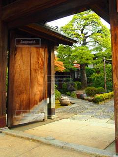 素敵なお庭の写真・画像素材[1645147]