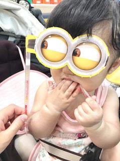 黄色,女の子,赤ちゃん,ミニオン,イエロー,マクドナルド,黄,yellow