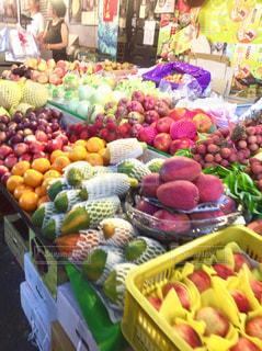 台湾の果物や野菜の写真・画像素材[1841681]