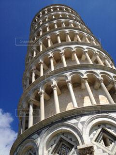 建物,海外,青空,散歩,観光地,旅行,旅,イタリア,ピサの斜塔,ピザ