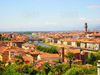 自然,橋,街並み,海外,緑,青空,川,観光地,山,旅行,旅,イタリア,Snapmart,素敵,素材,フィレンツェ,写真素材,フォトコンテスト