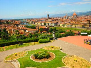 空,建物,街並み,屋外,青空,家,旅行,旅,イタリア,Snapmart,素材,フィレンツェ,写真素材,フォトコンテスト