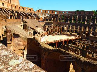 建物,青空,観光地,ローマ,旅行,旅,イタリア,Snapmart,写真素材,中,フォトコンテスト,コロセオ