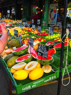 オーストラリアのマーケットの写真・画像素材[3179105]