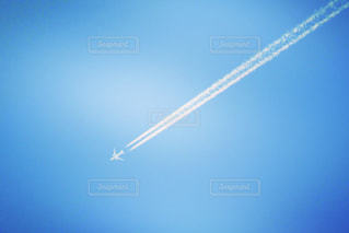 飛行機,未来,飛行機雲,青春,夢,ポジティブ,可能性