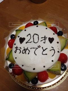 ケーキ,子供,成人,誕生日