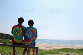沖縄の海の写真・画像素材[1600182]