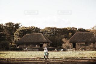 田園風景の写真・画像素材[2916566]