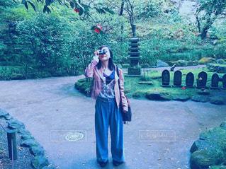 女性,自然,秋,カメラ,きれい,季節,女,人物,人,旅行,写真,鎌倉,おしゃれ,フォトジェニック
