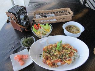 食べ物,カフェ,ランチ,沖縄,フード,スープ,タコライス,海ぶどう,お昼ごはん