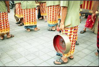 バリのお祭りの写真・画像素材[2905592]